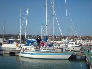 [Forethought at Cowes 2003]